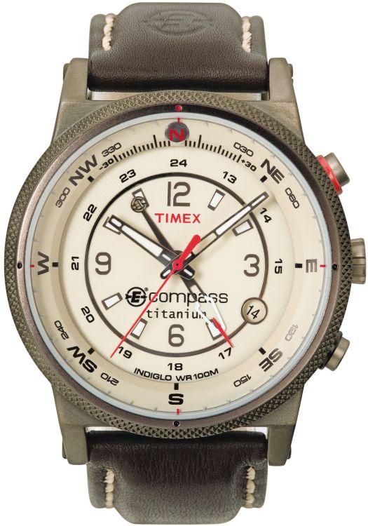 Timex Expedition Titanium E-compass T49201  08dda7ea0b